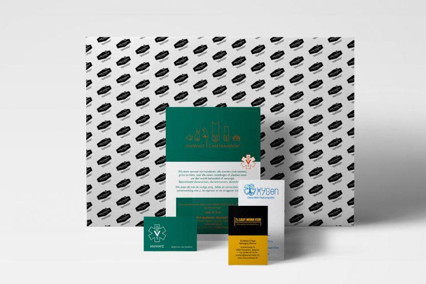 Reclamebureau Roeselare - Mioo Design - Offline communicatie - West-Vlaanderen